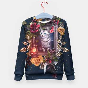 Cat Kid's Sweater thumbnail image