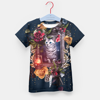 Cat Kid's T-shirt thumbnail image