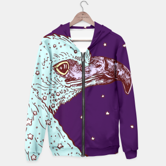 Thumbnail image of Starry Eagle Hoodie, Live Heroes
