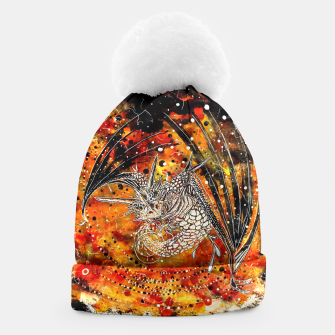 Thumbnail image of From the sun Beanie, Live Heroes