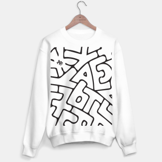 Miniatur Alphabet Sweater regular, Live Heroes