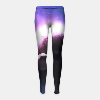 Galaxie Girl's Leggings thumbnail image