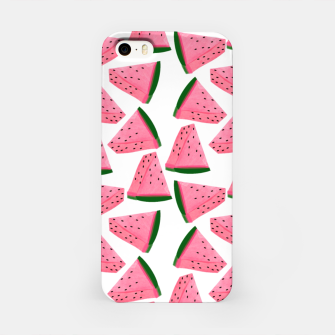 Thumbnail image of Fruity Summer PinkW atermelon Print iPhone Case, Live Heroes