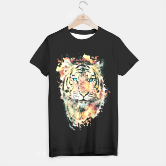 Thumbnail image of Tiger III T-shirt regular, Live Heroes