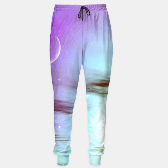 Pastel moon  Sweatpants thumbnail image