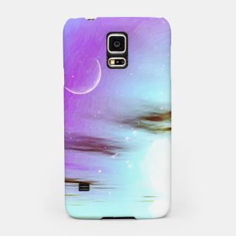 Thumbnail image of Pastel moon  Samsung Case, Live Heroes