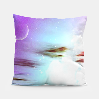 Thumbnail image of Pastel moon  Pillow, Live Heroes