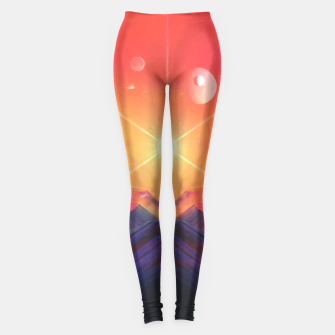 Thumbnail image of Afterlife Leggings, Live Heroes