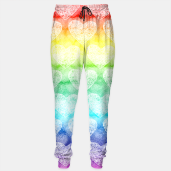 Thumbnail image of hrts Sweatpants, Live Heroes
