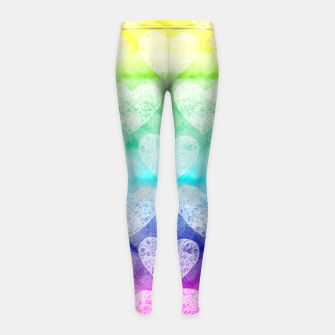 hrts Girl's Leggings thumbnail image