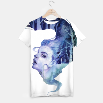 Thumbnail image of Woman T-shirt, Live Heroes