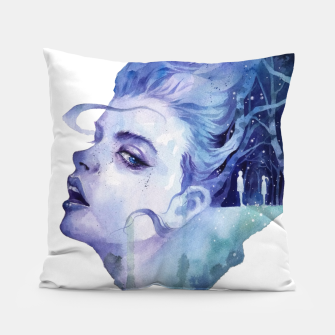 Thumbnail image of Woman Pillow, Live Heroes