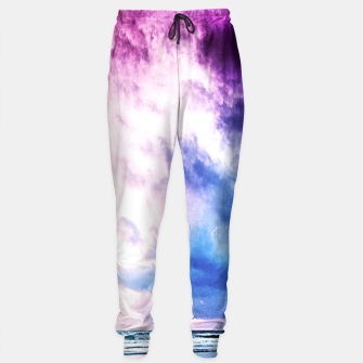 Thumbnail image of Cloudy shores Sweatpants, Live Heroes
