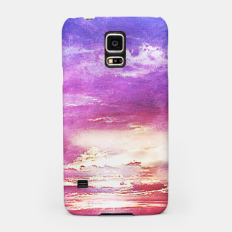 Thumbnail image of Sunset skies Samsung Case, Live Heroes