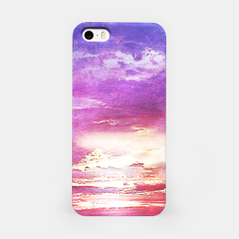 Thumbnail image of Sunset skies iPhone Case, Live Heroes
