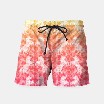 Thumbnail image of hrss Swim Shorts, Live Heroes