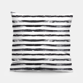 Miniaturka Grungy stripes Pillow, Live Heroes