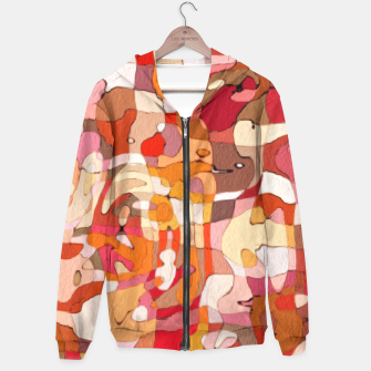 Thumbnail image of Autumn Colors Abstract Painting  Hoodie, Live Heroes