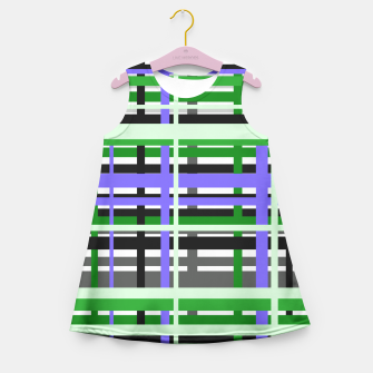 Thumbnail image of Check it Out Girl's Summer Dress, Live Heroes
