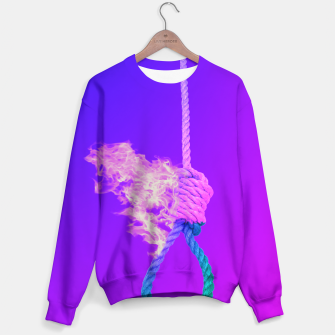 Thumbnail image of Noose on Fire Sweater, Live Heroes