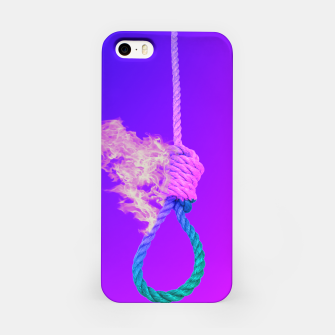 Thumbnail image of Noose on Fire iPhone Case, Live Heroes