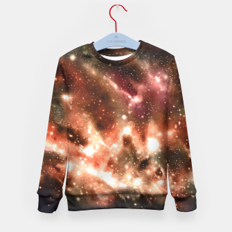 Thumbnail image of Everything I See Kid's Sweater, Live Heroes
