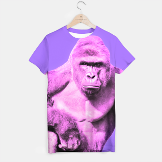 Thumbnail image of In Memory of Harambe 3000px T-shirt, Live Heroes