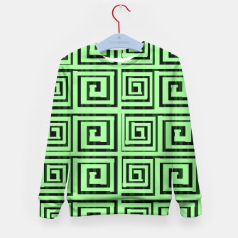 Thumbnail image of Game Over! Kid's Sweater, Live Heroes