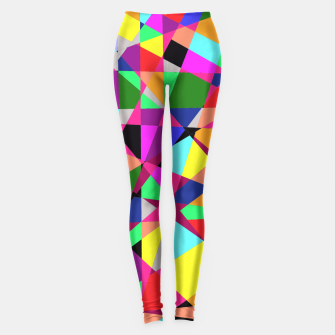 "Thumbnail image of ""Crushed"" Leggings, Live Heroes"