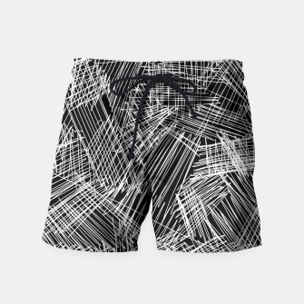 Thumbnail image of Ouch! Swim Shorts, Live Heroes