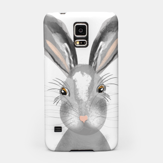 Thumbnail image of Sweet Whimsy Grey Hare Samsung Case, Live Heroes