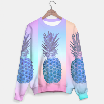 Thumbnail image of Triple Pastel Pineapple Sweater, Live Heroes