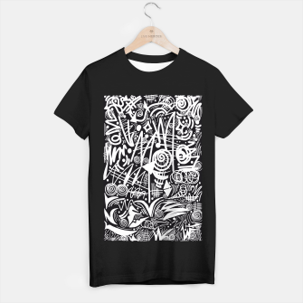 Thumbnail image of Chalk Board! T-shirt regular, Live Heroes
