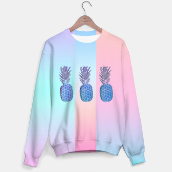 Thumbnail image of Pastel Pineapple III Sweater, Live Heroes
