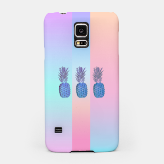 Thumbnail image of Pastel Pineapple III Samsung Case, Live Heroes
