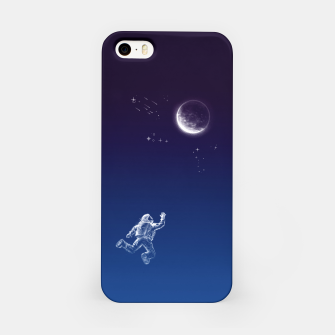 Thumbnail image of Reach for the stars iPhone Case, Live Heroes