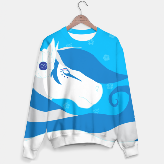 Horse Bride Sweater thumbnail image