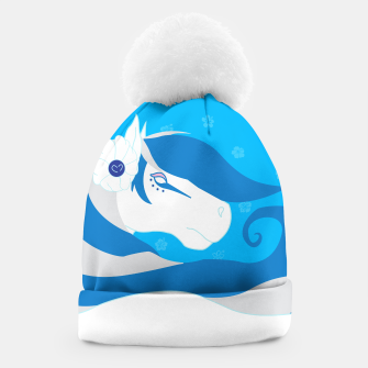 Thumbnail image of Horse Bride Beanie, Live Heroes