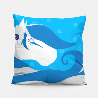 Thumbnail image of Horse Bride Pillow, Live Heroes