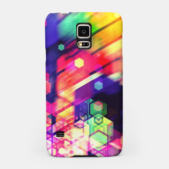 Thumbnail image of Monstrously Colorful Elementary Particles 2 Samsung Case, Live Heroes