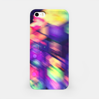 Thumbnail image of Monstrously Colorful Elementary Particles 2 iPhone Case, Live Heroes