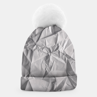 Thumbnail image of Non-Iron Man Beanie, Live Heroes