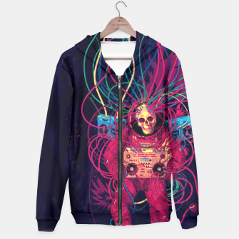 Miniature de image de Sound connection Hoodie, Live Heroes