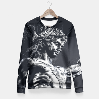 Thumbnail image of REVENGE Fitted Waist Sweater, Live Heroes