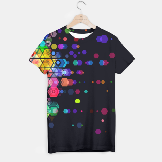 Monstrously Colorful Elementary Particles T-shirt miniature