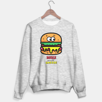 Thumbnail image of Royale with cheese Sweater regular, Live Heroes