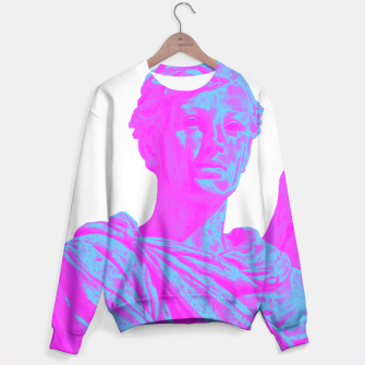 Thumbnail image of Graveyard Angel (Colored) Sweater, Live Heroes