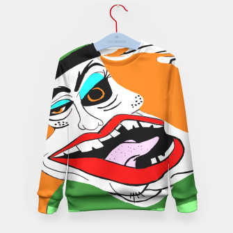 Thumbnail image of Sorceress Kid's Sweater, Live Heroes