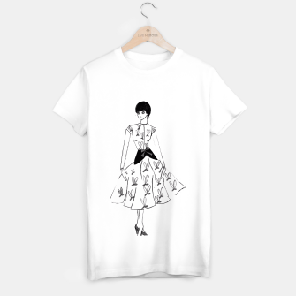 Thumbnail image of Audrey Hepburn T-shirt regular, Live Heroes