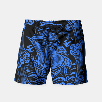 Thumbnail image of Establish Swim Shorts, Live Heroes